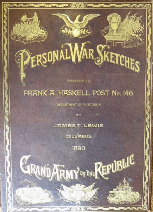 cover of Personal War Sketches
