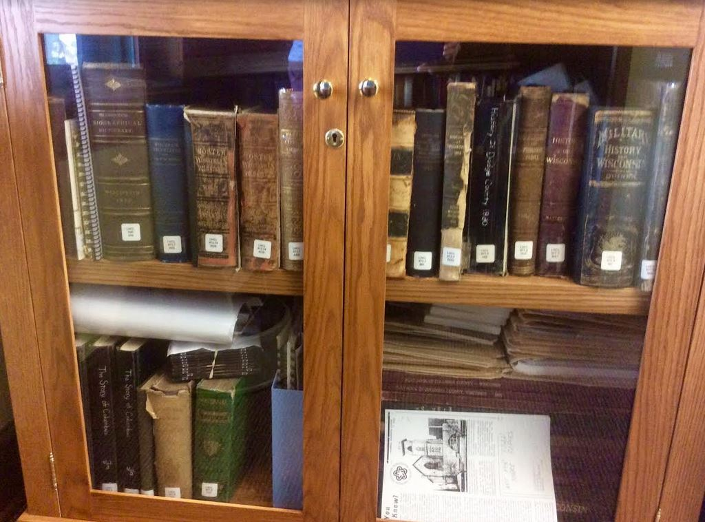 History Collection Cabinet