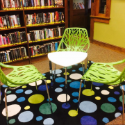 teen section table and chairs