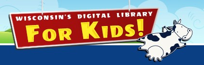 Wisconsin's Digital Library For Kids Logo